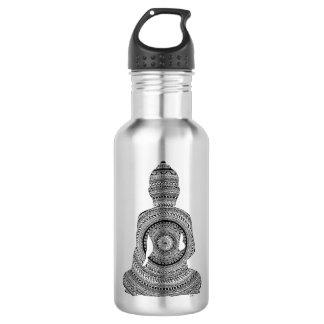 Flasche Buddha GraphiZen Trinkflasche