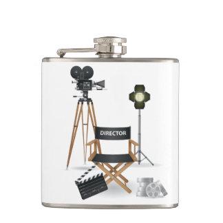 Flasche Film-Direktorn-Set