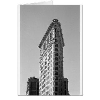 Flatiron Gebäude - New York Karte