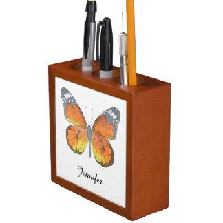 Flatternde Schmetterlinge Stifthalter