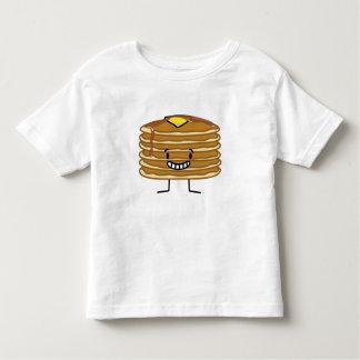 Flaumiges Frühstück des Kleinkind T-shirt