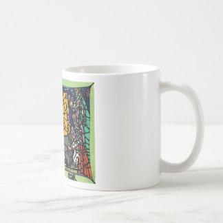 Fleck-Glas nativit Kaffeetasse