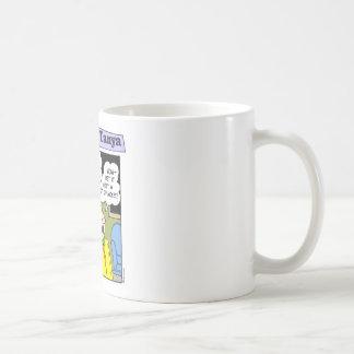Fletcher u. Tanya #2 Kaffeetasse