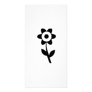 Fleur Photocarte