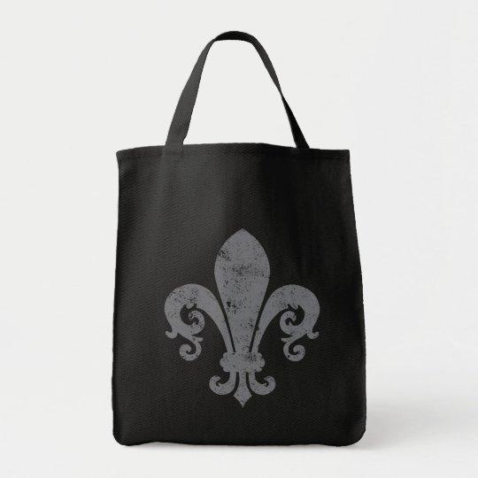 Fleur-De-lis Tote Bag