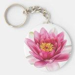 Fleur de Lotus Porte-clef