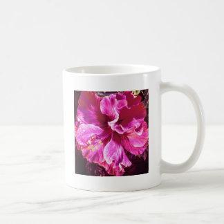 Fleur Mug Blanc