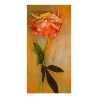 Fleur Photocarte Customisée