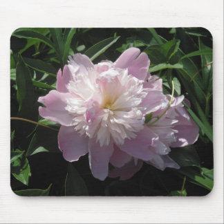 Fleur rose - Mousepad Tapis De Souris