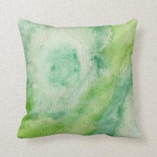 Fleur Verte Kissen