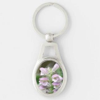 Fleurs de Turtlehead Porte-clef