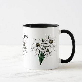 Fleurs d'edelweiss
