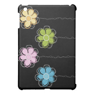 Fleurs d'été étui iPad mini