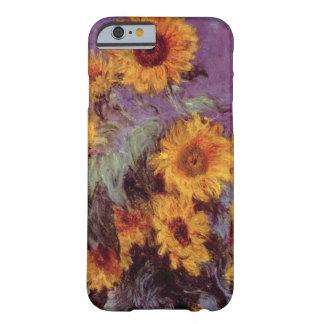 Fleurs par cas de l'iPhone 6 de Claude Monet Coque Barely There iPhone 6