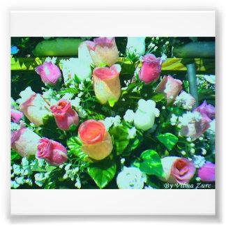 Fleurs Photo D'art