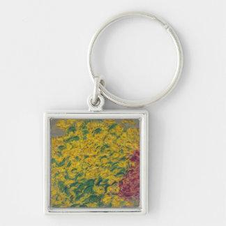 Fleurs Porte-clés
