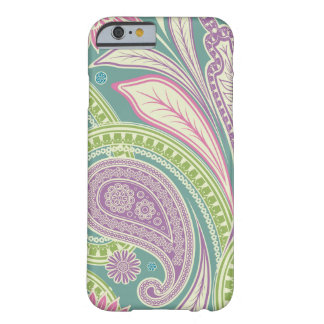 Fleurs urbaines de Paisley Coque Barely There iPhone 6