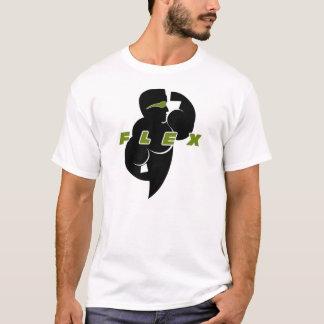 Flexmuskel-Bodybuilder-T - Shirt