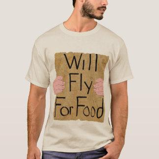 Fliege für NahrungsmittelT - Shirt