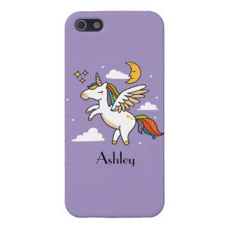 Fliegen-Einhorn Hülle Fürs iPhone 5