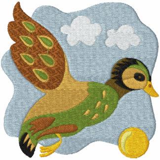 Fliegen-Ente Polo Hemd