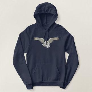 Fliegen-Eule Hoodie