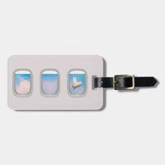 Fliegen-Gepäckanhänger Koffer Anhänger