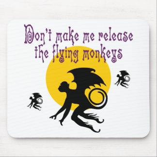 Fliegen Monkeys Mousepad