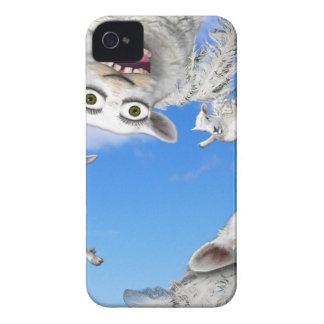 FLIEGEN-SCHAFE 4 iPhone 4 COVER