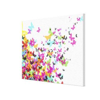 Fliegen-Schmetterlinge Leinwand Drucke