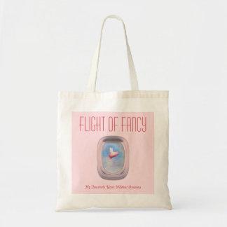 Fliegen Schwein-Flug von extravagantem Tragetasche