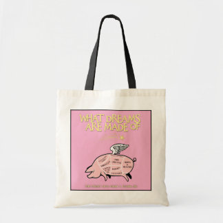 Fliegen-Schwein, Schnitt-Was träumt, werden von Tragetasche