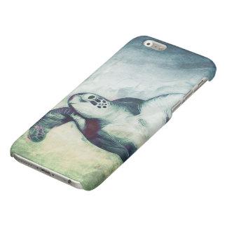 Fliegen-Seeschildkröte   iPhone 6/5 Hüllen der