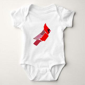 Fliegen Sie jede mögliche Weise Baby Strampler
