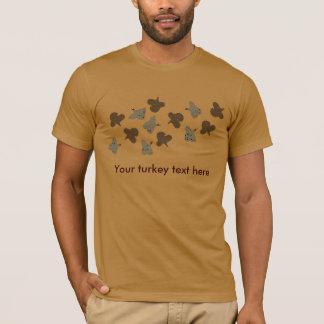 Fliegen-Truthähne T-Shirt