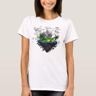 Fliegenschloss-Shirt T-Shirt