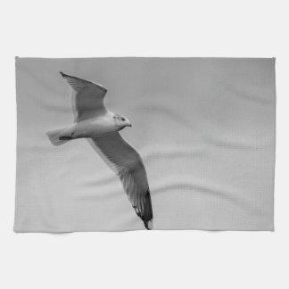 Fliegenvogel Geschirrtuch
