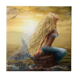 Fliese Meerjungfrau /2/
