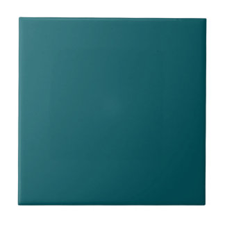Fliese mit dunklem aquamarinem grünem Hintergrund