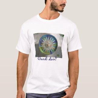 Fliesen, Gaudi doin? T-Shirt