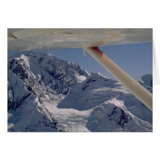 Flightseeing Denali Nationalpark Karte