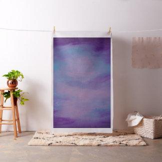 Flighty weicher rosa lila blauer Pastell | des Stoff