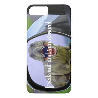 Flippen Sie heraus iPhone Fall aus iPhone 7 Plus Hülle