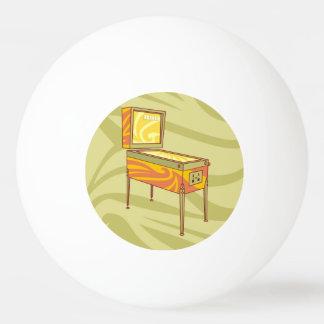 Flipperautomatmaschine Ping-Pong Ball