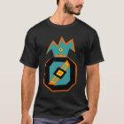 Flippiges Ananas-NO1 T-Shirt