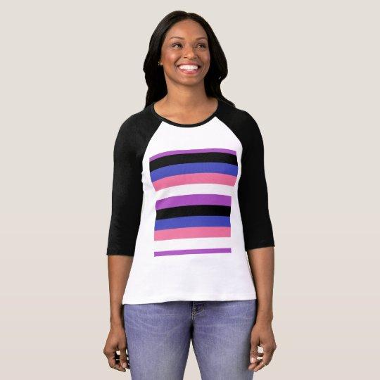 flippiges genderfluid T-Shirt