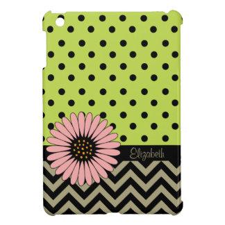 Flippiges L'il Gänseblümchen-Punkt iPad Minifall - iPad Mini Cover