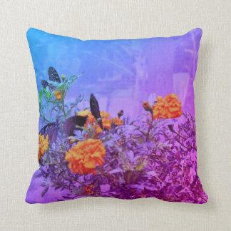 Flippiges Schmetterlings-Kissen Kissen