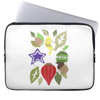 Flitter-Kranz 13 Zoll Laptop-Hülsen- Laptopschutzhülle