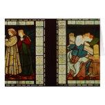 Flitterwochen von König Rene von Anjou Grußkarte